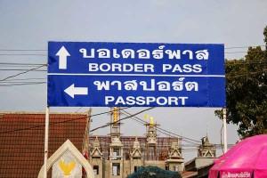 Espiritu Wanderlust - visado de turista para Tailandia - visa run